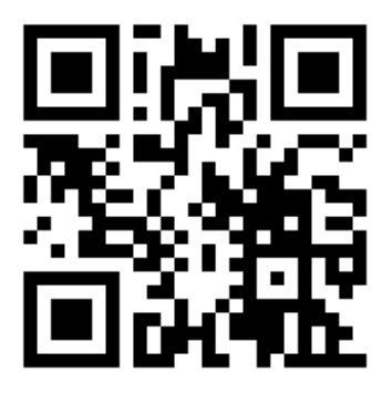 WolontariAPP QR code